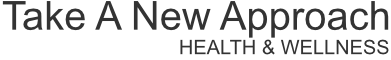 Take A New Approach Health & Wellness Logo